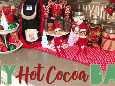 DIY HOT COCOA BAR || CHRISTMAS 2018