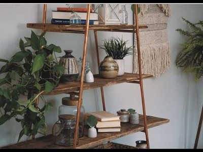 Fiskars® - DIY Ladder Shelf: Learn How to Build a Ladder Bookshelf