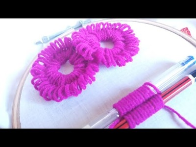 Easy Embroidery Hacks #5 (Hand Embroidery Work)
