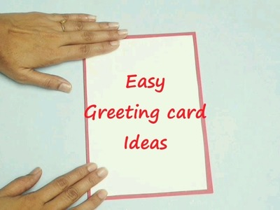 3 Greeting card ideas. new year greeting cards. Christmas and new year greeting cards.