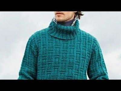 Gents Sweater Design in Hindi:Design-163