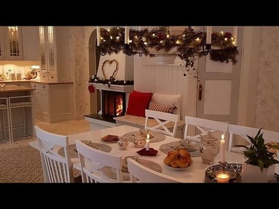 Simple & chic Christmas Decorations  (home tour)You'll Love