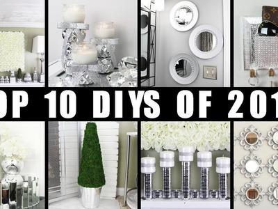 TOP 10 DIYS OF 2018   Countdown Of My Favorite DIY Projects