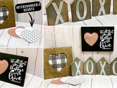 4 Budget Friendly Valentine's Inspired Decor DIYs | Farmhouse Styled |Ashleigh Lauren x Araceli Chan