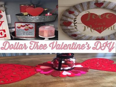 Dollar Tree DIY Valentine's Day 2019