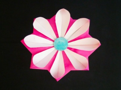Paper How To Make Beautiful Flower With Paper Making Paper Flowers