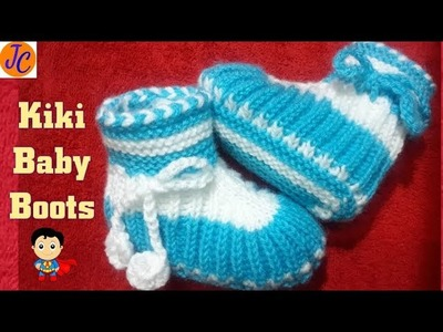 Kiki BABY BOOTS (Size 2-3 yrs) L-61 (Hindi) Jasbir Creations.