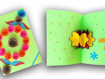 Valentines day Greeting Card ideas | Birthday Greeting Card Ideas | New Year Greeting Card Ideas