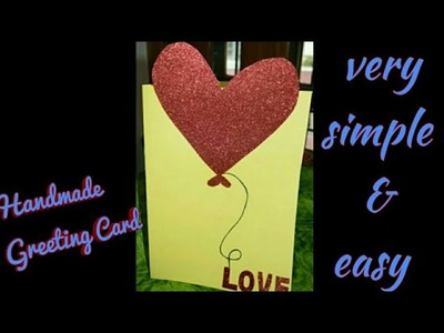 DIY Greeting Card For Girlfriend #PaperCraft Latest Design  #Craft #Ideas #HandMade #GreetingCards