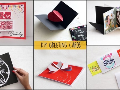 DIY Greeting Cards  | Art All The Way | DIY VIdeos