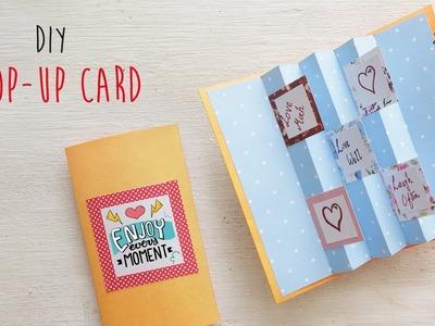 DIY Pop-up Greeting Card