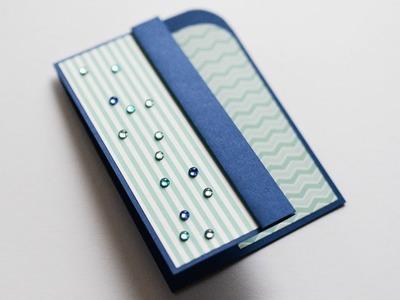 How to make : Greeting Card | Kartka Okolicznościowa - Mishellka #322 DIY