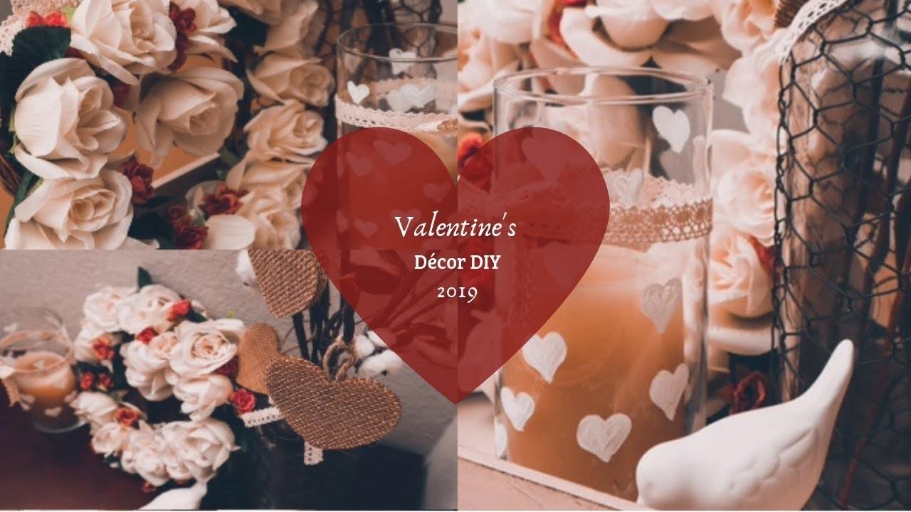 Valentine's Decor DIY | Farmhouse
