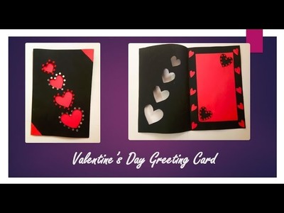 Beautiful Handmade Valentine's Day Card New Idea | DIY Easy Greeting Cards