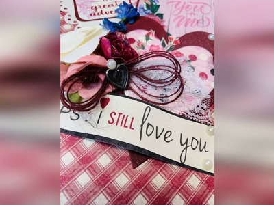 I Still Love You  Folio Tutorial Video for Country Craft Creations