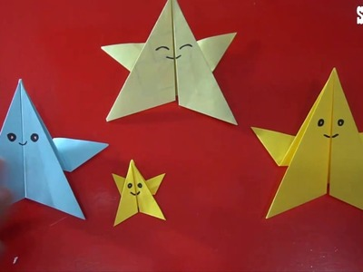 Star Easy To Make Ideas For Kids - paper craft art