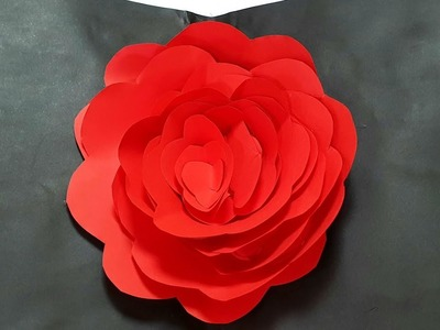 Valentine Greeting card. how to make Valentine card at home. simple craft