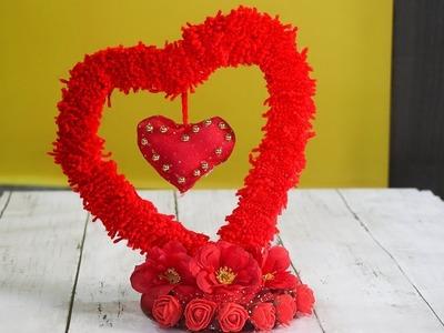 VALENTINE'S DAY DECOR IDEAS| VALENTINE'S DAY CRAFT IDEAS|Creative & Affordable gift ideas |