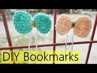 DIY Bookmarks out of Old Paper Clips | Crochet Collections