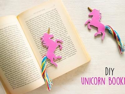 DIY Unicorn Bookmark | Back to School | Unicorn Craft