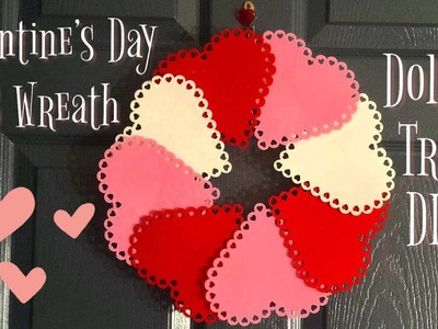 Valentine's Day DIY | Dollar Tree Valentine's DIY