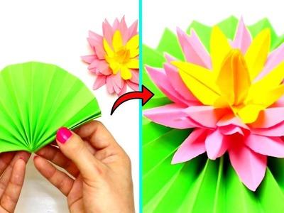 19 DIY Paper Flowers | Amazing Paper Flowers Craft ideas