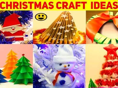 22 Christmas Craft Ideas || CHRISTMAS DECOR IDEAS