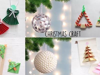Christmas Craft Ideas | DIY Christmas Room Descor | Christmas Gift