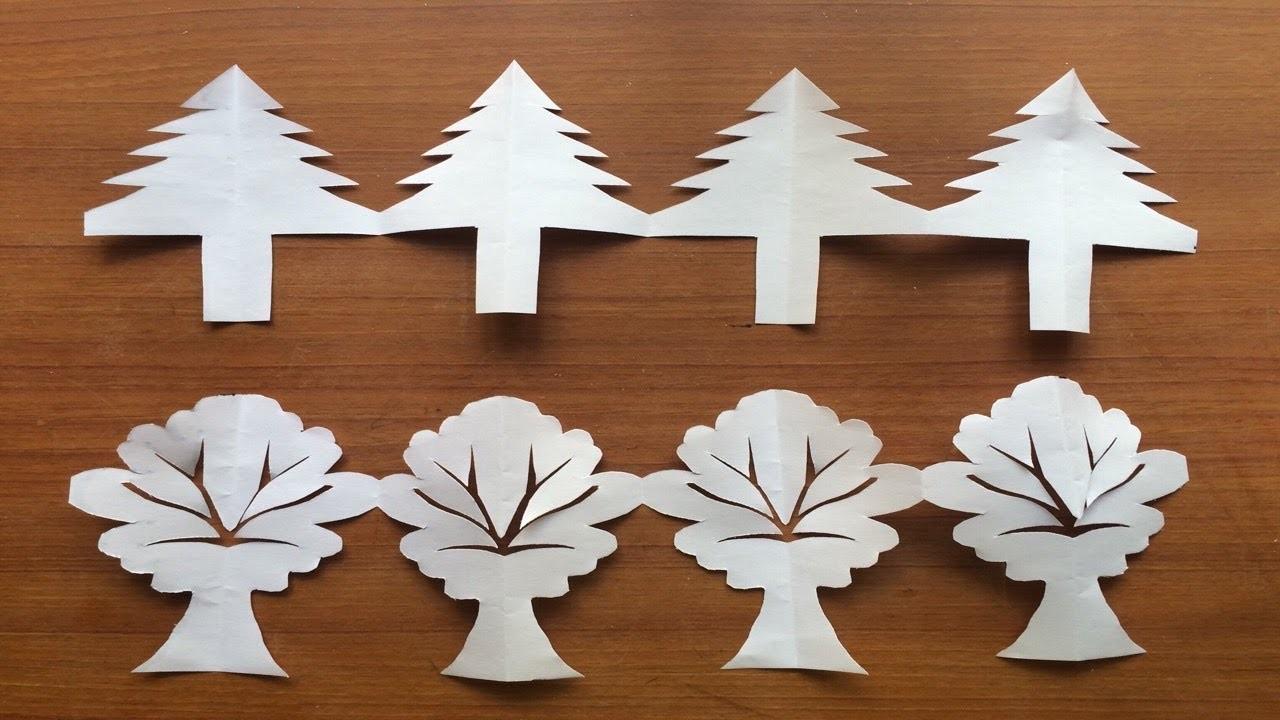 Christmas decoration ideas.tree border pattern form craft paper.school bulletin board decoration DIY
