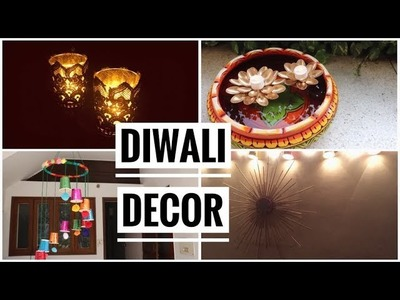 Diwali Decoration Ideas At Home | Diwali Decoration Ideas |Diwali Home Decor |Craft Ideas For Diwali