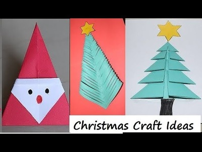 DIY - Christmas Craft Ideas | DIY Christmas Room Descor | Christmas Gift