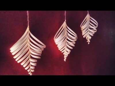 DIY Easy Christmas Decoration | Easy Craft ideas for Party | Art knack by Aditi