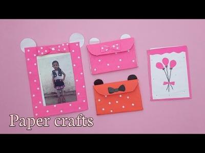 DIY paper craft ideas|By Prachi|Prachi art and craft