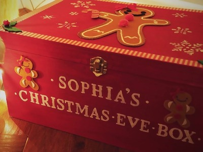 Making a Child's Christmas Eve Box | DIY | Christmas Craft |