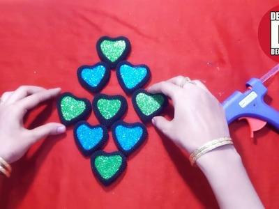Art Diy Paper Craft Wall Hanging Ideas Diwali Decoration Flower
