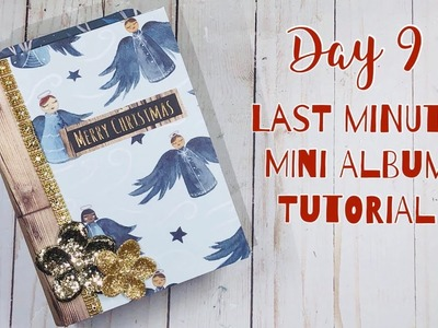 12 Days Of Christmas - Day 9: Mini Album in 30 Minutes