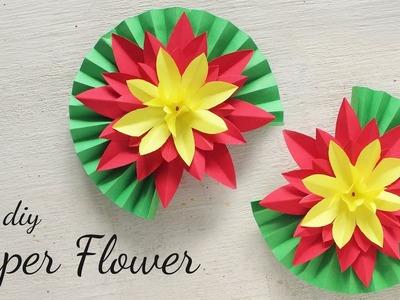 DIY Paper Flower   Flower Making   DIY
