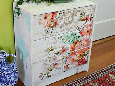 [re]design with prima Dresser with Mark Montano