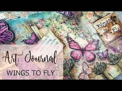 Art Journal #3: Wings to fly