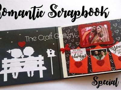 Best Love Scrapbook || Romantic Valentine's Day Gift || Deepveer