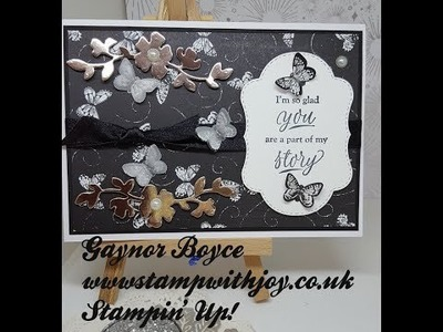 Part of My Story card Stampin' Up!