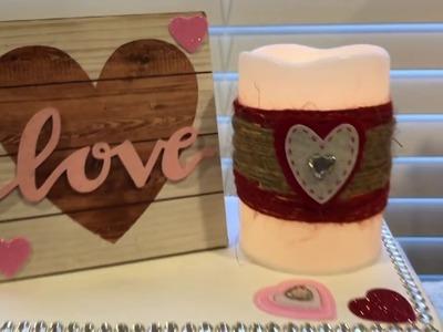 Six Dollar Tree 5 Minute Valentines DIYs