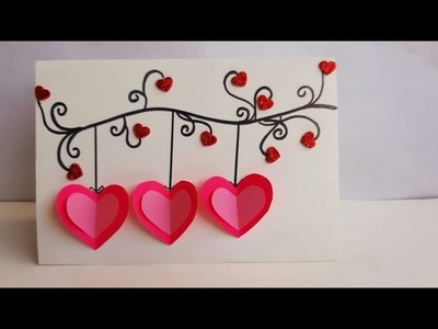 Special Greeting Card for Boyfriend | Beautiful Handmade Greeting Card | complete tutorial