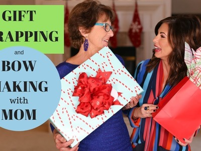 Christmas 2018 | Wrap With Us: Create the PERFECT Bow for any Present