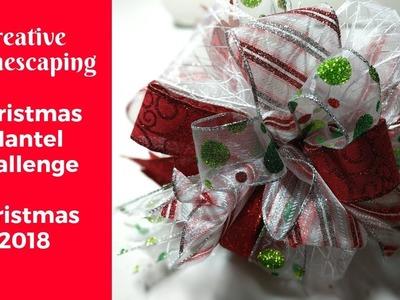 ???? Christmas Mantel Challenge || Hosted by Arlynn & Kim || Christmas  2018 ????