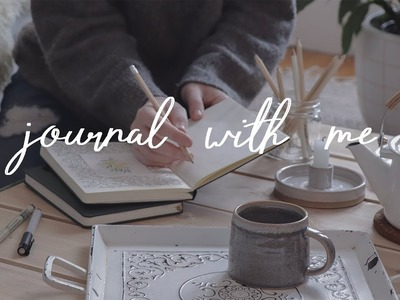 Journal With Me Vlog | Making a Living on YouTube