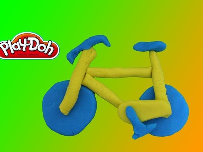 Play Doh | How to Make a Bike