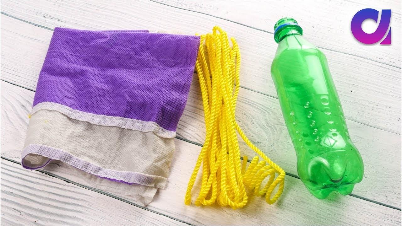 Best out of waste plastic bottle crafts idea | Room decor |  Artkala