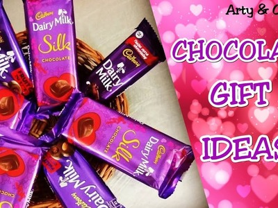 DIY Gift Wrapping Ideas.How to Gift Wrap Chocolate. Last Minute Gift Idea.Chocolate Gift Idea