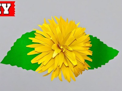 ►► DIY: How To Make Paper Flower Easy Step By Step (6)   Lovely Easy Crafts